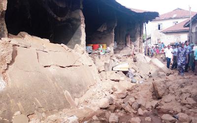 building collapsed abeokuta ogun state