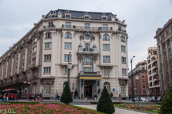 Hotel Carlton de Bilbao