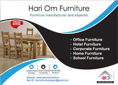 wooden furniture manufacturers jaipur