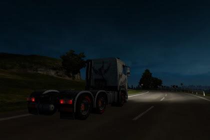 Longer Nights - ETS2 V1.28