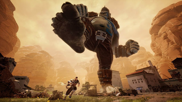 Extinction PC full imagenes