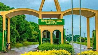 TOPS ND Part-Time Admission Form 2020/2021