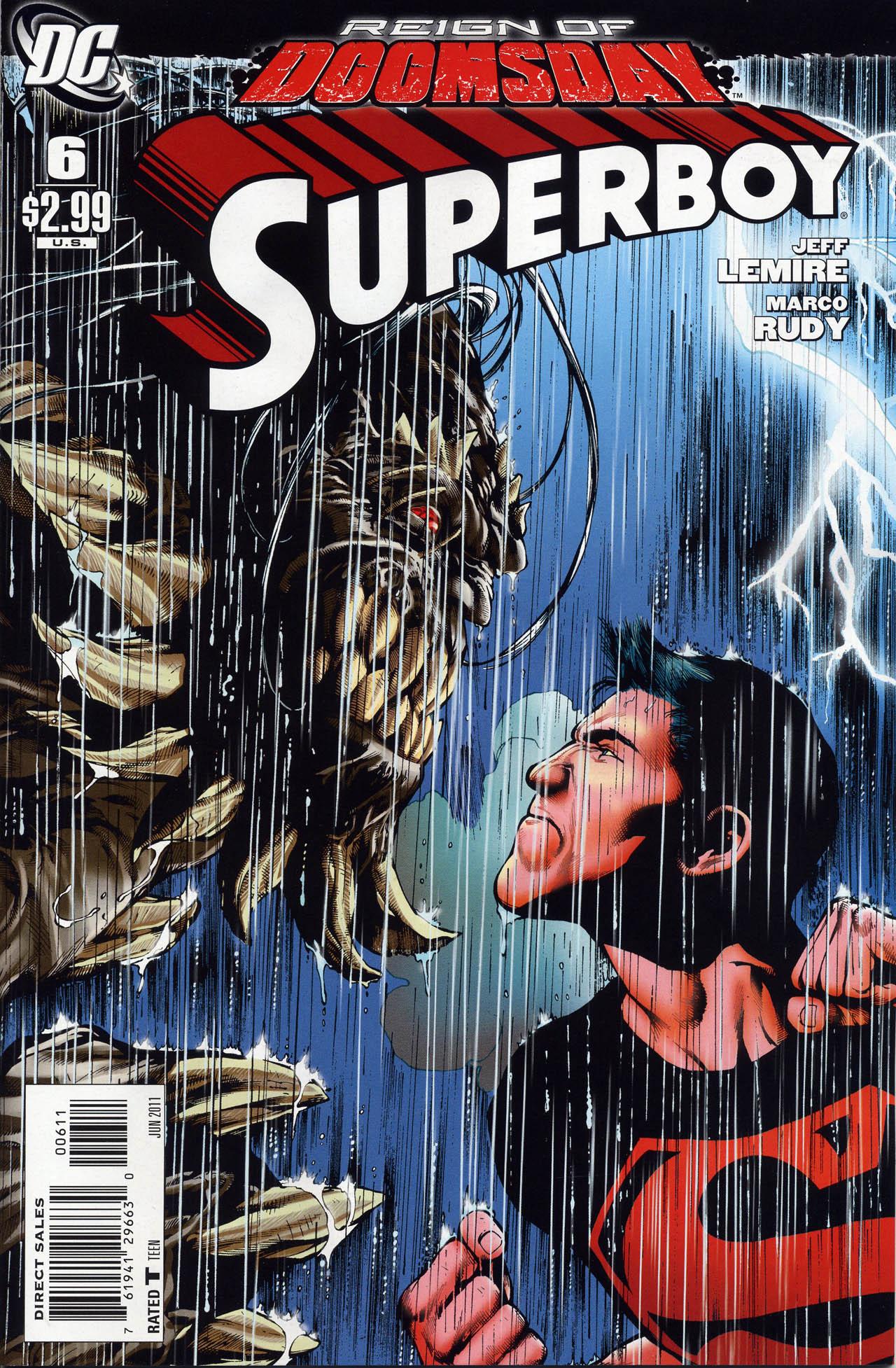 Superboy [I] Issue #6 #6 - English 1