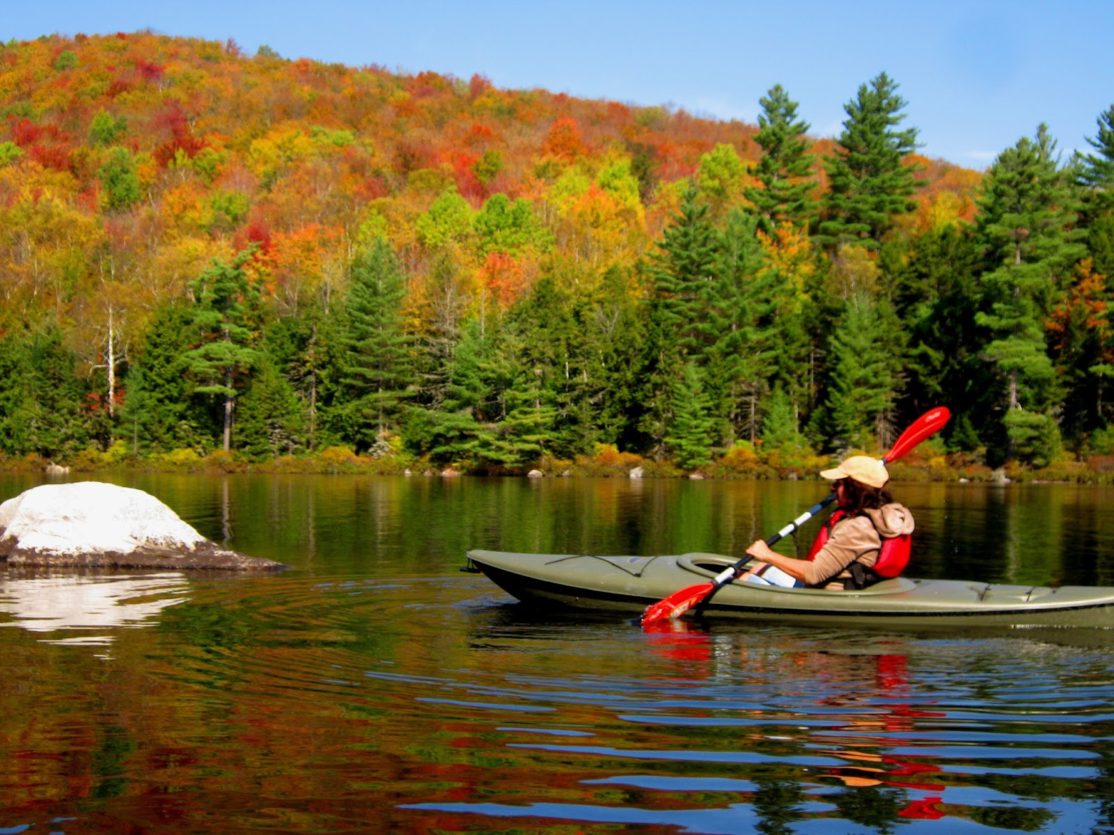 Lake Elmore Vt >> We're Still Open! Park Operations After Labor Day