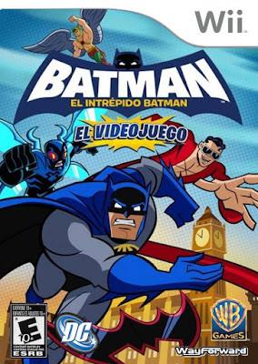 Batman el intrepido videojuego