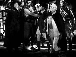 Bela Lugosi en una escena de White Zombie