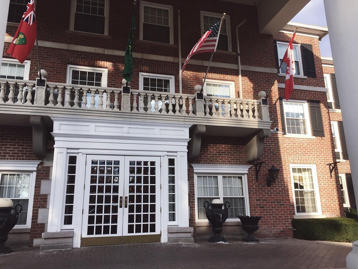 Wayne Gretzky Estates Winery And Distillery Foodaholic