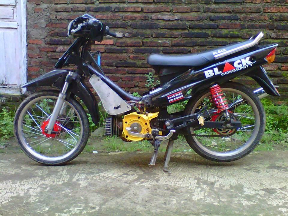 Modifikasi Yamaha Force 1