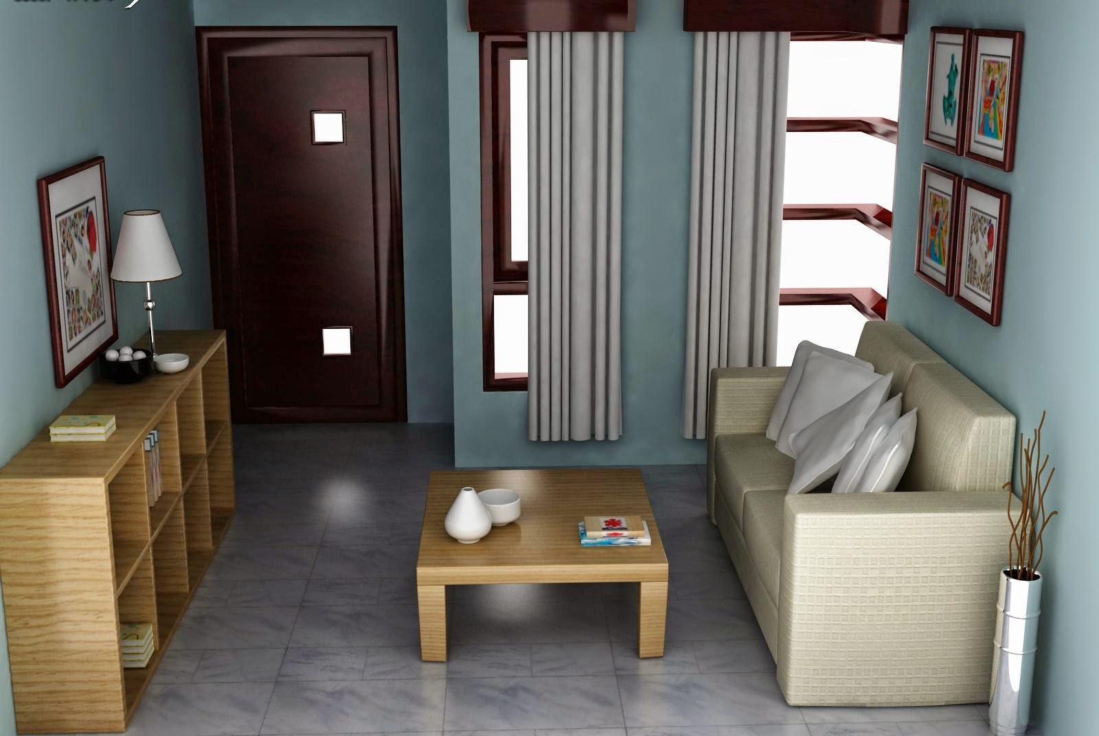 Gambar Design Model Ruang Tamu Rumah Mungil Minimalis ...