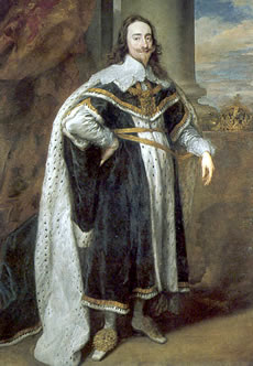Charles I - English Monarch