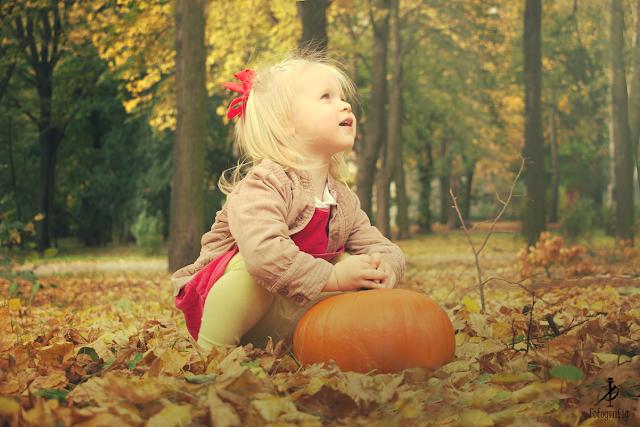 Jesienna sesja zdjęciowa - Magdalena i Milena