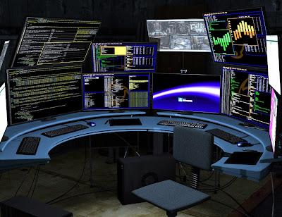 Hacker - Poste de travail