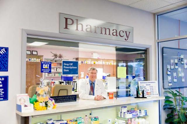 RX USA Pharmacy Form Filling Process