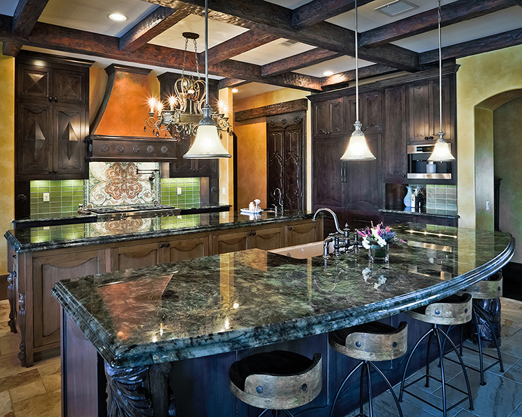 Lemurian Blue Granite Kitchen Countertop Ideas Granite Book