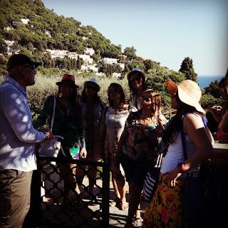 Capri Guia turismo brasileiros - Novo site Turismo na Itália