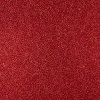 Creatology red glitter self adhesive foam sheet
