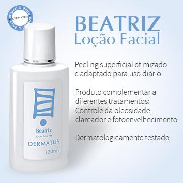 locao beatriz acne oleosidade