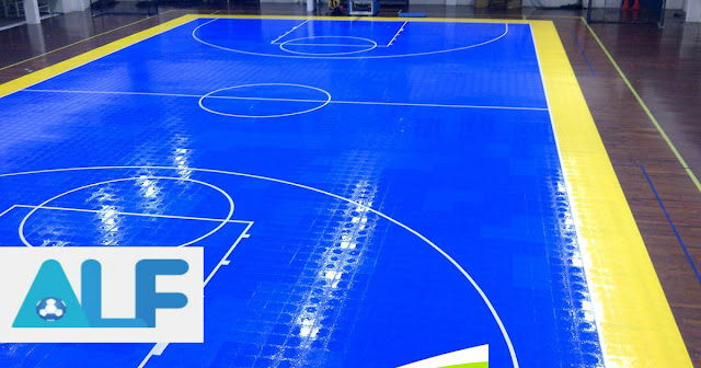 Jual Interlock Futsal