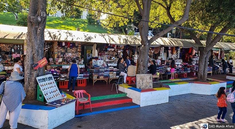 Feirinha em Valparaíso - Diário de Bordo Chile: 8 dias em Santiago e arredores