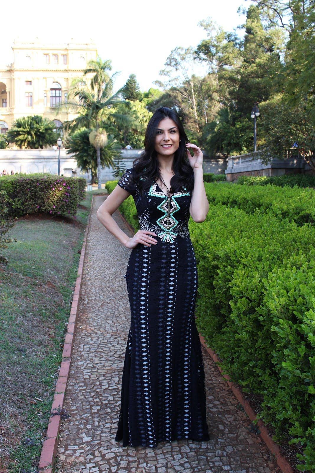 Vestido Fasciniu's Moda Evangélica - Blog Cris Felix