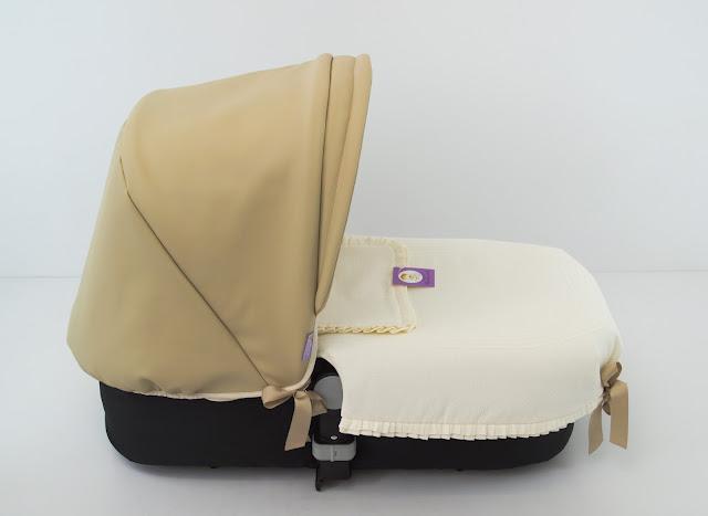 colchita capazo Buggytime Sanoa Comfort 1