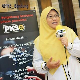 Ledia Hanifa PKS Kota Bandung