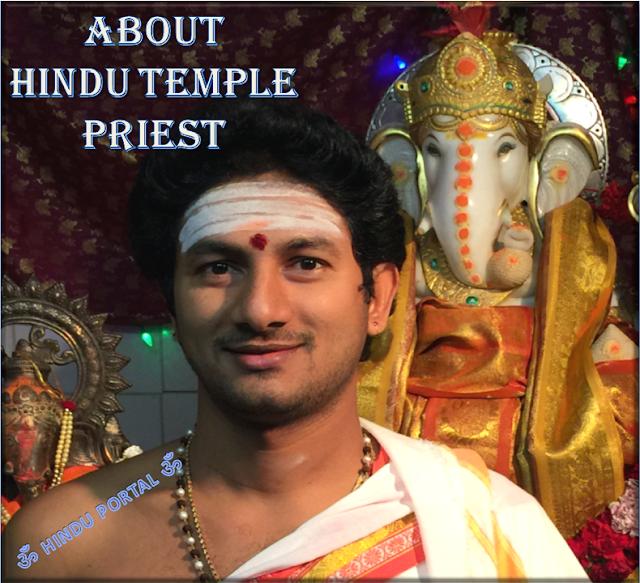 Pandit/Pujari (Hindu priest