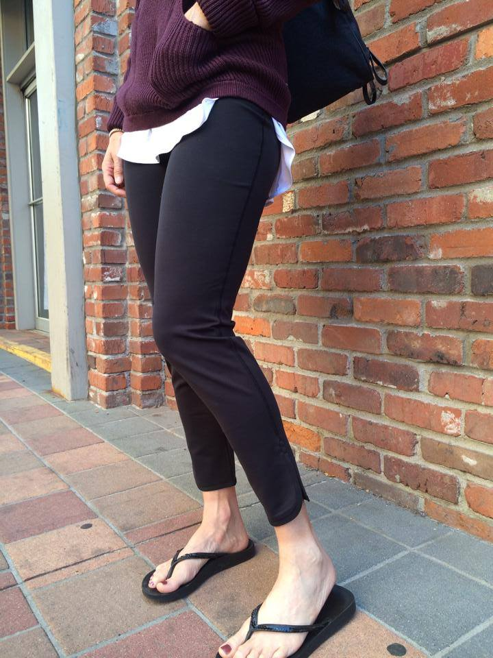 lululemon straight to class pant