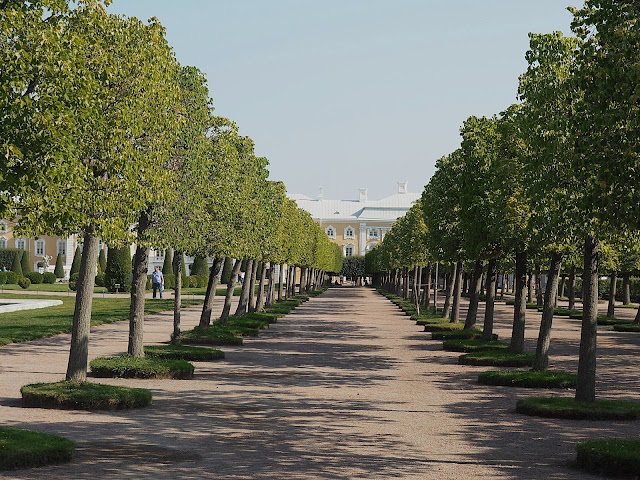 Петергоф, Верхний сад (Peterhof, Upper Garden)
