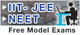 IIT-JEE/NEET 2019 Online Model Exams
