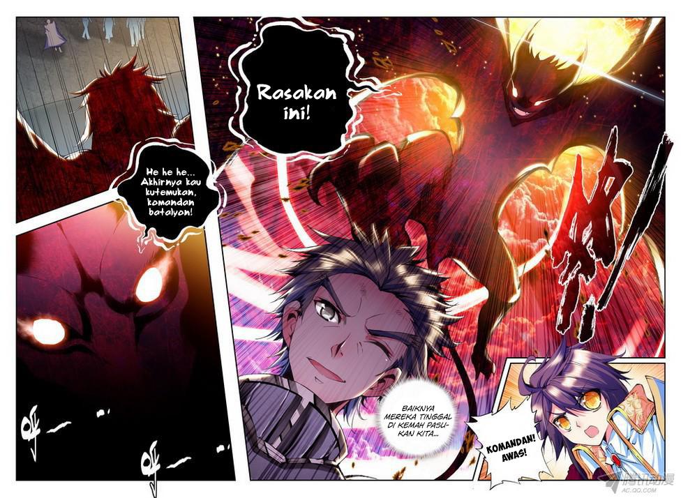 Baca Komik Manga Shen Yin Wang Zuo Chapter 92 Komik Station