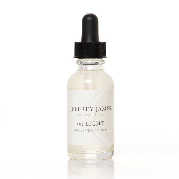f2abd9e87 Everyone should have a good Vitamin C Serum in their skincare arsenal.  Jeffrey James The Light is one of those serums. This serum helps to  accelerate the ...