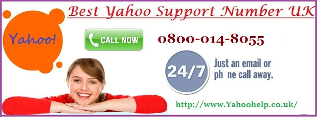 yahoo support contact number