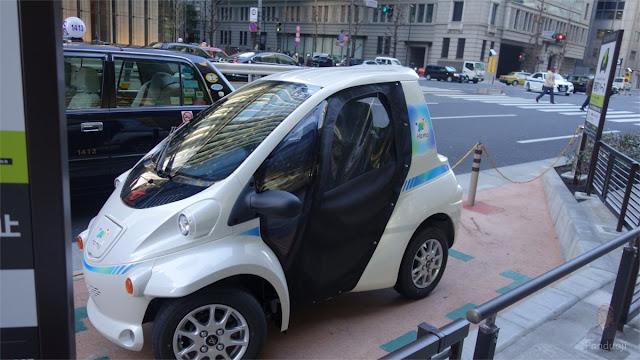 Mobil Listrik Roda 3