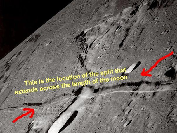 Subhanallah! Inilah Bukti Nyata Bahwa Nabi Muhammad SAW Pernah Membelah Bulan Menjadi Dua. NASA Tercengang dengan Penelitiannya