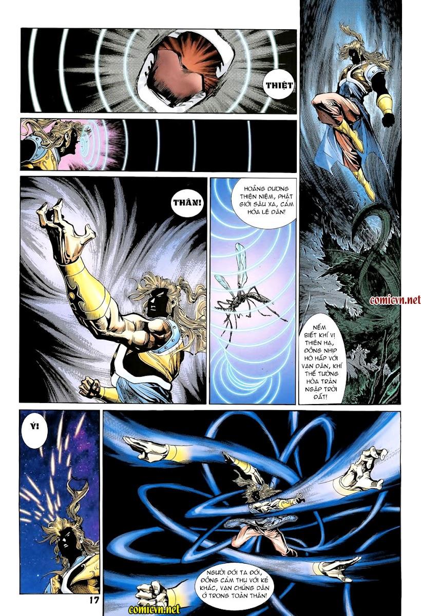 Đại Đường Uy Long chapter 93 trang 17