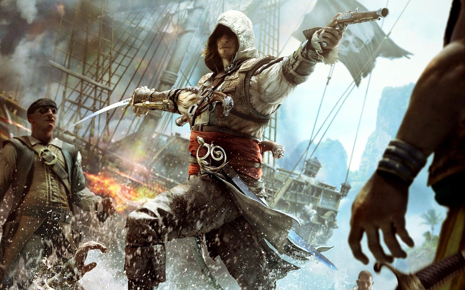 PC GAMING GEEKS: Assassin's Creed 4: Black Flag