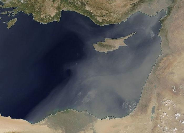 Image result for Cyprus Weather Report: Temperatures to edge down, more dust in the atmosphere