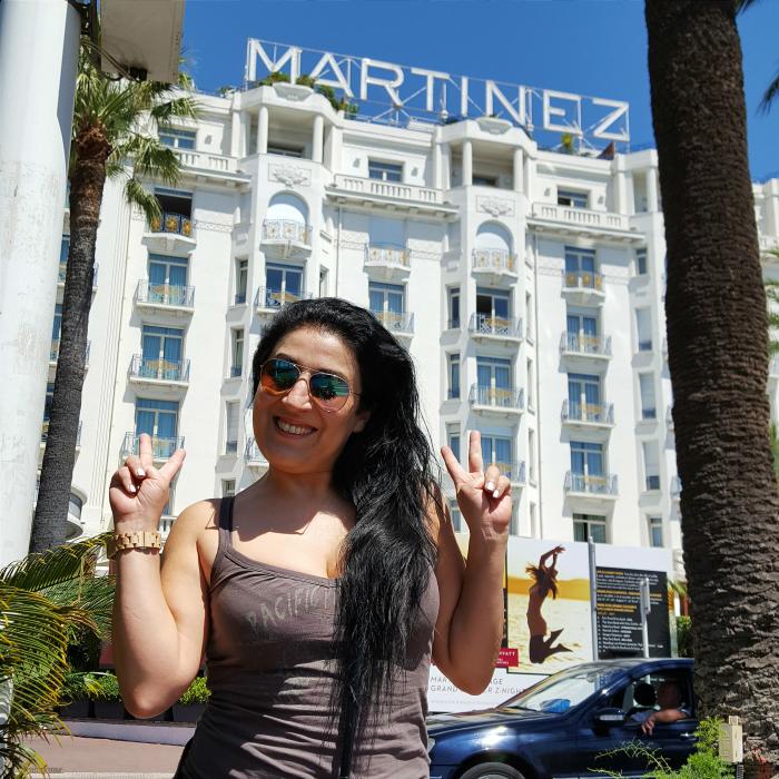 DESSANGE Paris - Blogger Event Cote d´Azur - Cannes Hotel Martinez