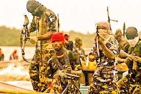 Niger Delta Militants Heading to Umuahia Read