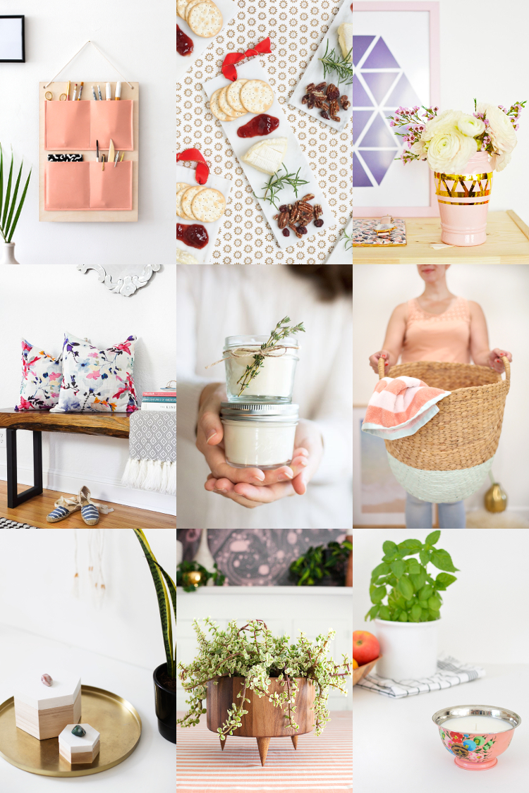 THE ULTIMATE DIY CHRISTMAS GIFT GUIDE - HOME EDITION
