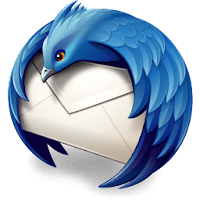 Mozilla Thunderbird is a free email client and RSS feed reader, created by Mozilla.