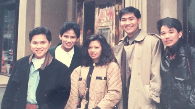 Menilik Persahabatan Erick Thohir dan Sandiaga Uno, Sobat Sejak Muda