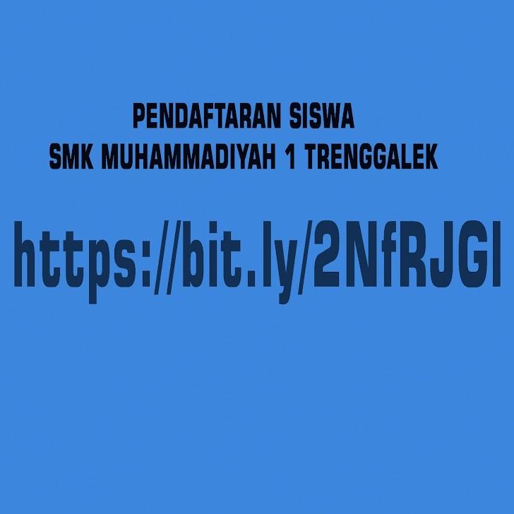 Pendaftaran Siswa Baru SMK Muhammadiyah Trenggalek I esemkamu.com