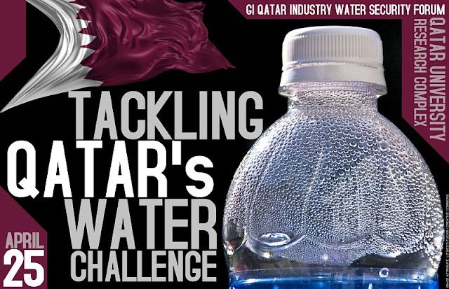 PR | Tackling Qatar's Water Challenge: Aligning Industry-Government-Academia