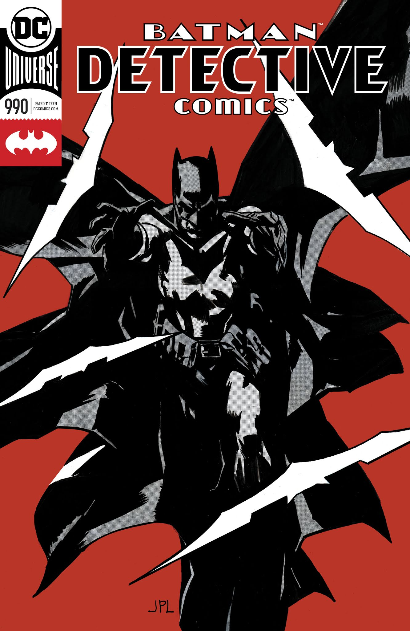 Detective Comics (2016) #990 #58 - English 1
