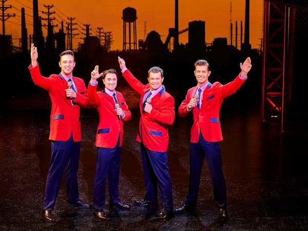 Jersey Boys (UK Tour), New Victoria Theatre | Review