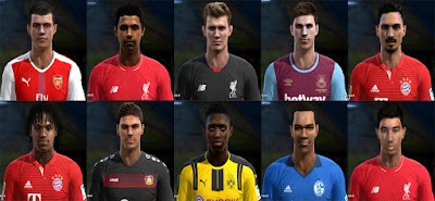PES 2013 SMoKE patch 5.2-5.3 Update 09.06.2016 by aLbiii