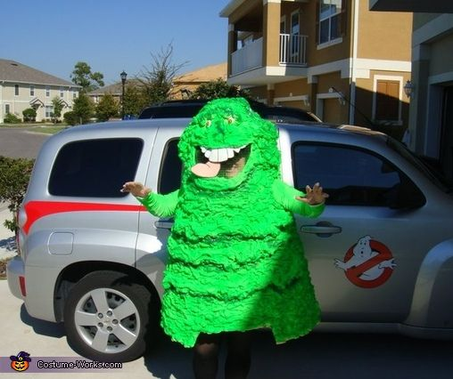 Ghostbusters Green Ghost Halloween