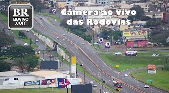câmeras ao vivo das rodovias